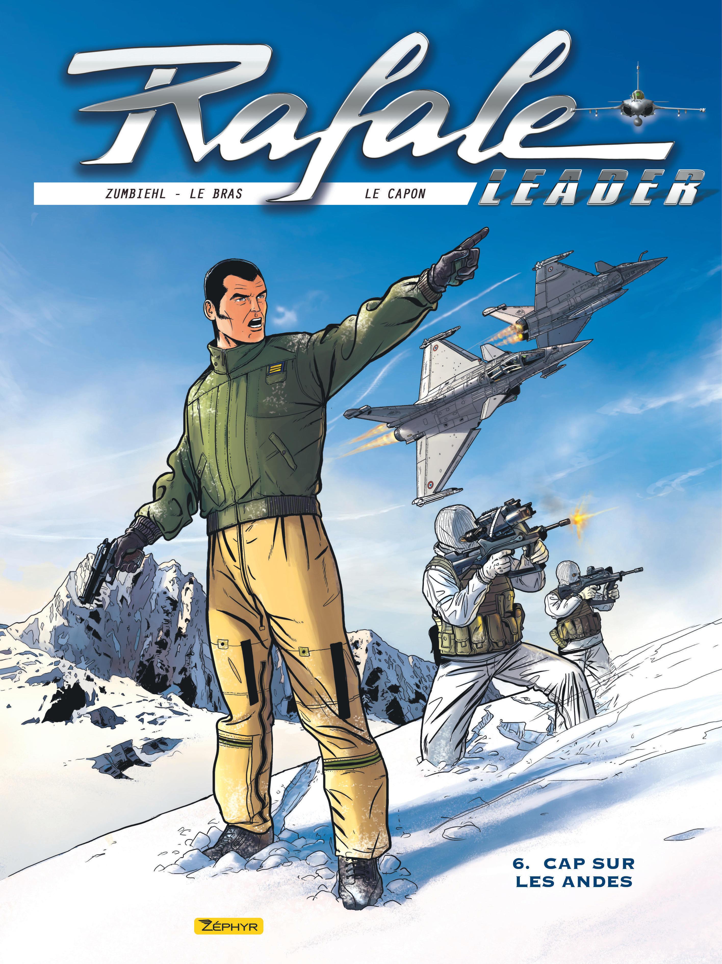 RAFALE LEADER T06-CAP SUR LES ANDES