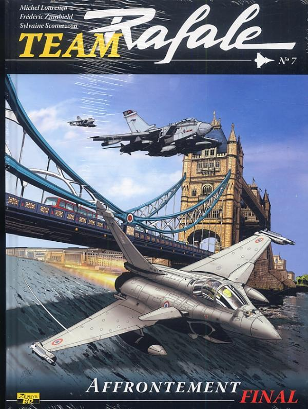 TEAM RAFALE T07 - AFFRONTEMENT FINAL