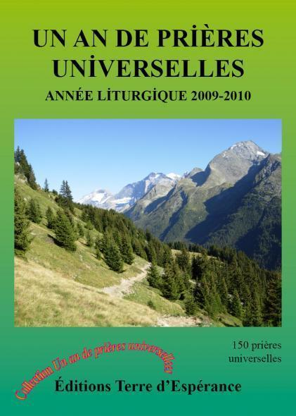 UN AN DE PRIERES UNIVERSELLES 2009-2010