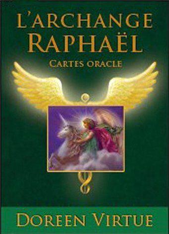 COFFRET L'ARCHANGE RAPHAEL CARTES ORACLES