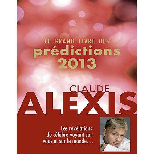 GRAND LIVRE DES PREDICTIONS 2013 (LE)