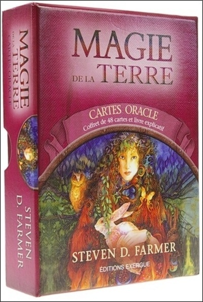 MAGIE DE LA TERRE - CARTES ORACLE