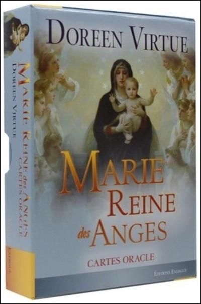 MARIE, REINE DES ANGES, CARTES ORACLE