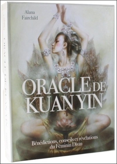 COFFRET ORACLE DE KUAN YIN