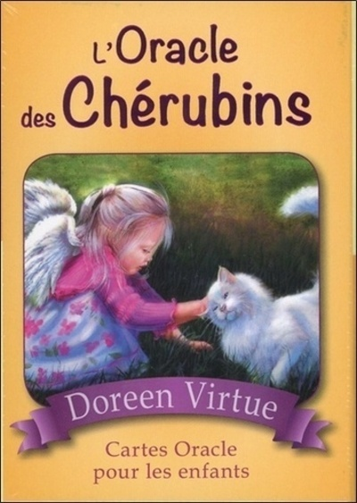 COFFRET L'ORACLE DES CHERUBINS