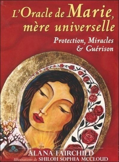 COFFRET L'ORACLE DE MARIE MERE UNIVERSELLE