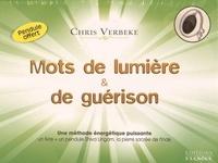 COFFRET MOTS DE LUMIERE ET DE GUERISON