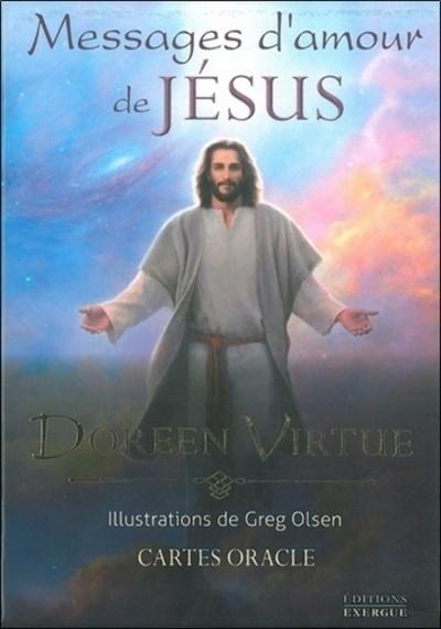MESSAGES D'AMOUR DE JESUS - COFFRET