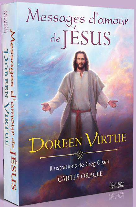 MESSAGES D'AMOUR DE JESUS - COFFRET