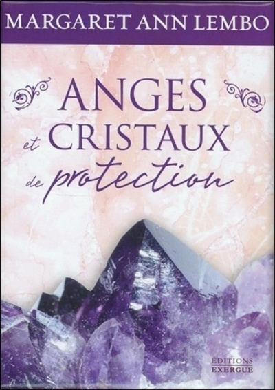 ANGES ET CRISTAUX DE PROTECTION COFFRET