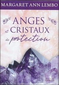 ANGES ET CRISTAUX DE PROTECTION COFFRET
