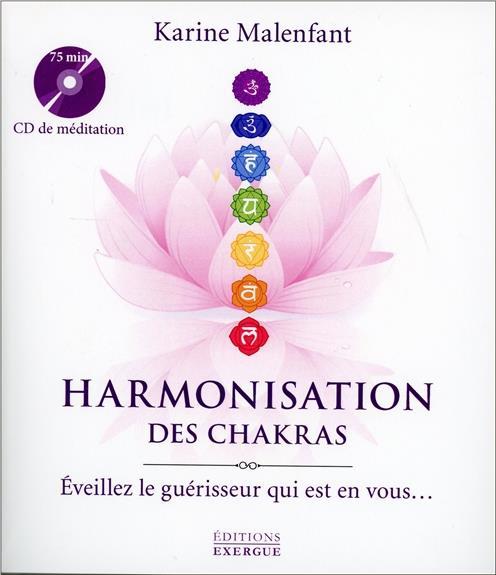 HARMONISATION DES CHAKRAS + CD