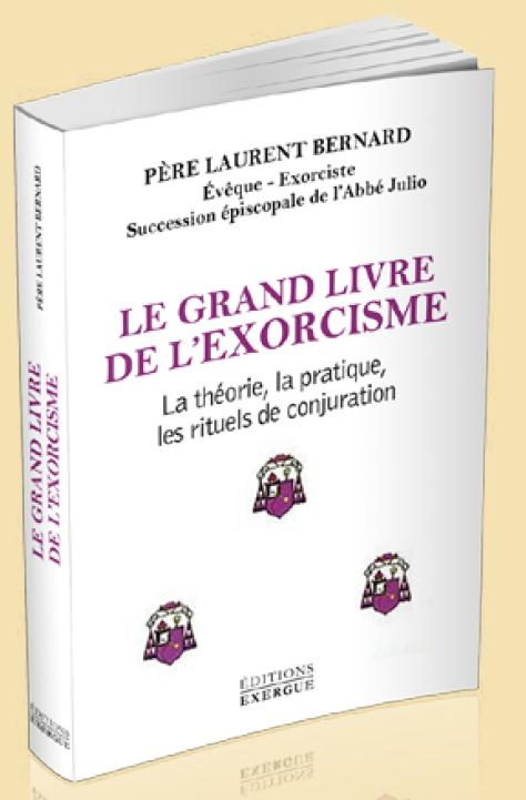 GRAND LIVRE DE L'EXORCISME (LE)
