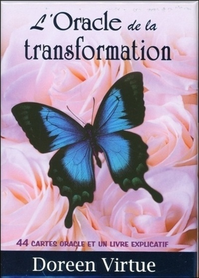COFFRET ORACLE DE LA TRANSFORMATION (L)