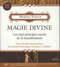 MAGIE DIVINE AVEC CD