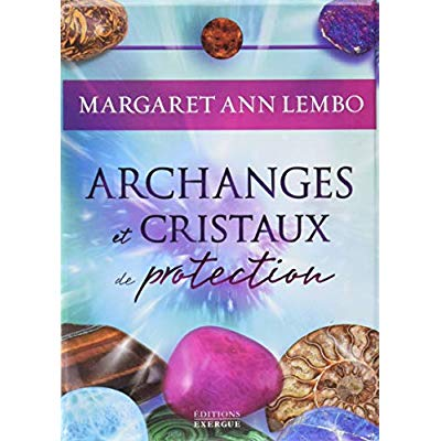 ARCHANGES ET CRISTAUX DE PROTECTION COFFRET
