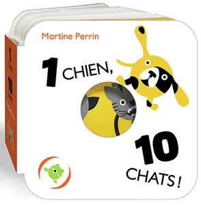 1 CHIEN, 10 CHATS