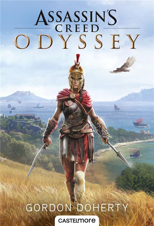 10 - ASSASSIN'S CREED: ODYSSEY