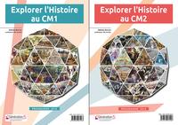 PACK EXPLORER L'HISTOIRE CM1-CM2