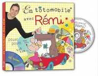 MA TOTO MOBILE AVEC REMI (LIVRE CD)
