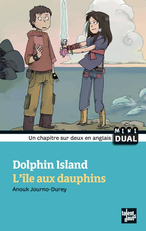 DOLPHIN ISLAND - L'ILE AUX DAUPHINS ANCIENNE EDITION