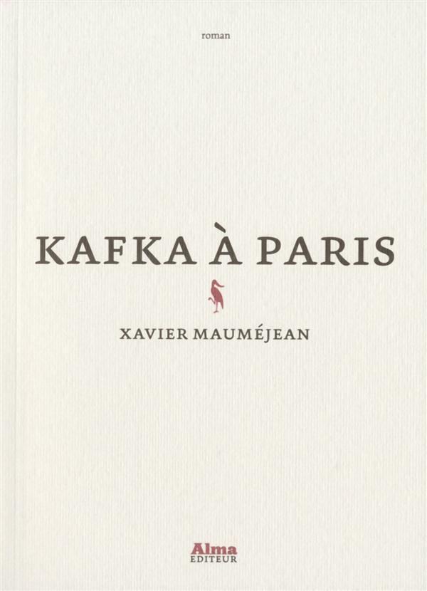KAFKA A PARIS