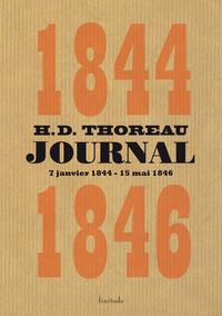 JOURNAL 1844-1846