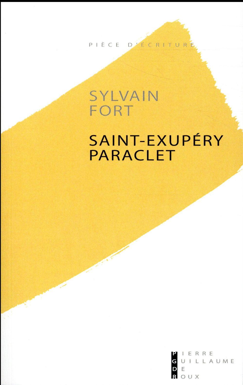SAINT EXUPERY PARACLET