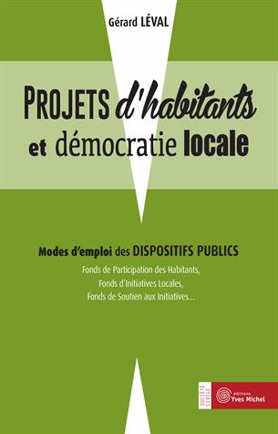 PROJET D'HABITANTS ET DEMOCRATIE LOCALE