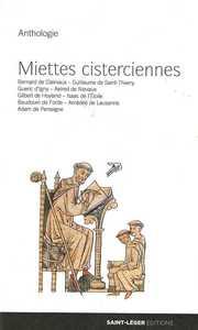 MIETTES CISTERCIENNES