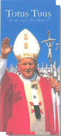 AFFICHES JEAN PAUL II PAR LOT DE 5