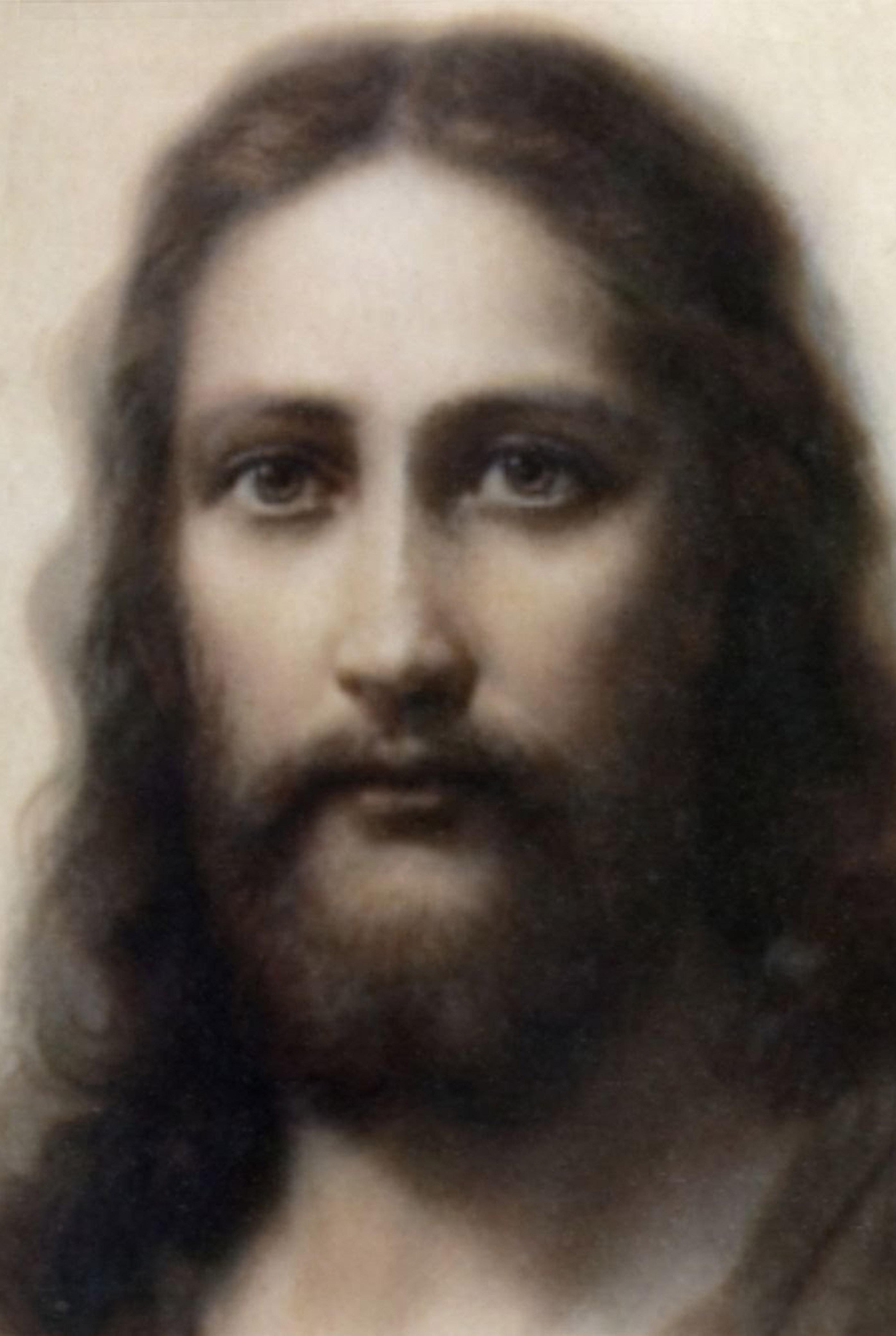 IMAGE VISAGE DE JESUS PAR LOT DE 20