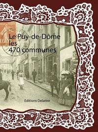 LE PUY DE DOME LES 470 COMMUNES9