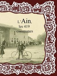 L'AIN LES 419 COMMUNES
