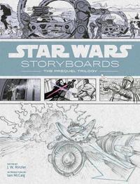 STAR WARS STORYBOARD : LA PRELOGIE