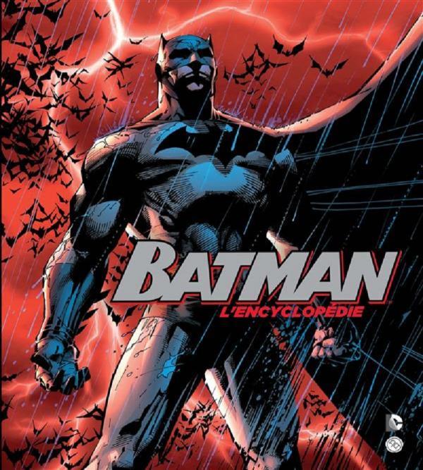 DC COMICS : LE COFFRETENCYCLOPEDIE BATMAN