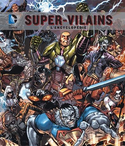 PARA BD DC COMICS : LES SUPER-VILAINS