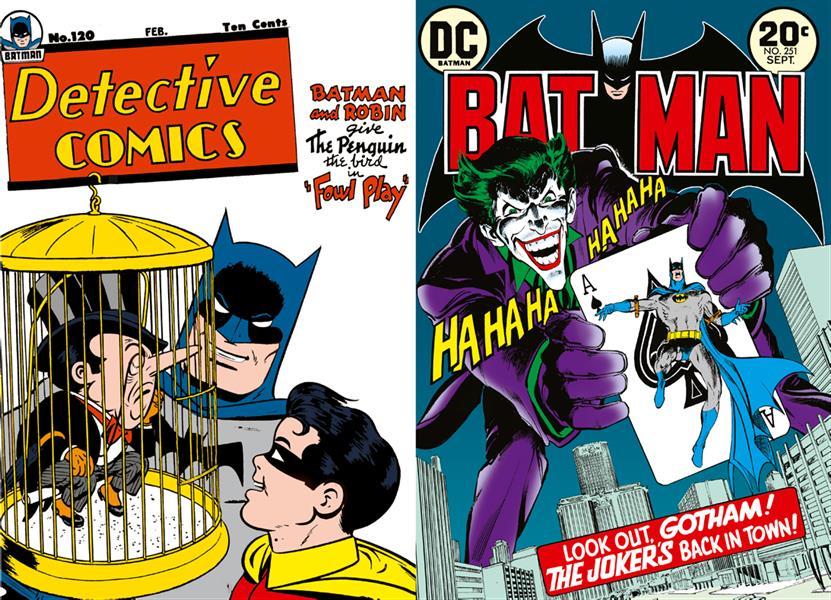 DC COMICS : PACK 3 CAHIERS HEROS