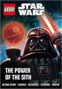 LEGO STAR WARS LIVRE ACTIVITES LE POUVOIR DES SITH
