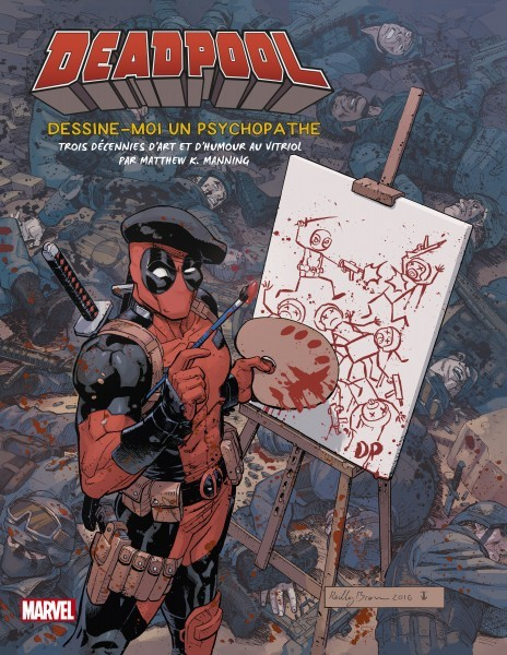PARA BD - MARVEL : TOUT L'ART DE DEADPOOL