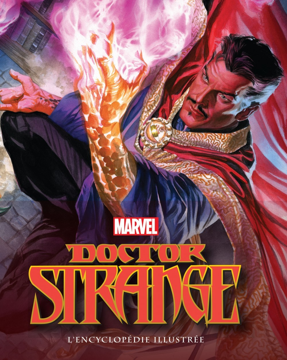 PARA BD - DOCTOR STRANGE ENCYCLOPEDIE