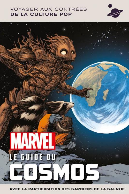 T1 - MARVEL LE GUIDE DU COSMOS