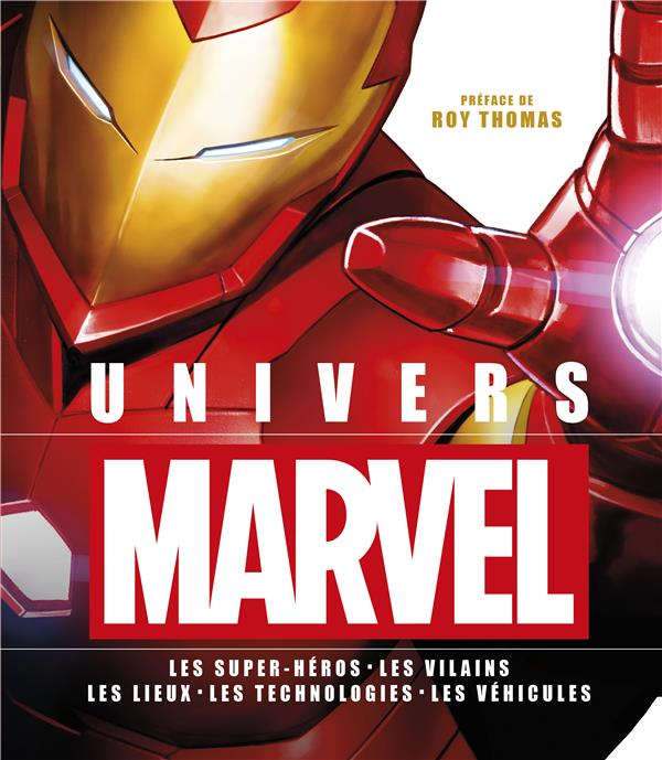 CINE TELE - UNIVERS MARVEL
