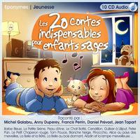 LES 20 CONTES INDISPENSABLES POUR ENFANTS SAGES