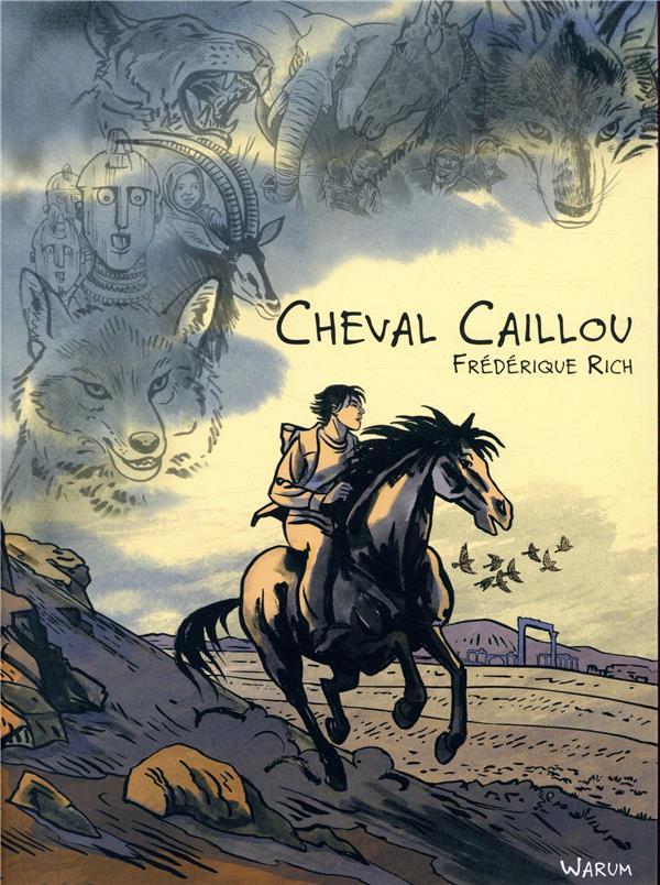 CHEVAL CAILLOU
