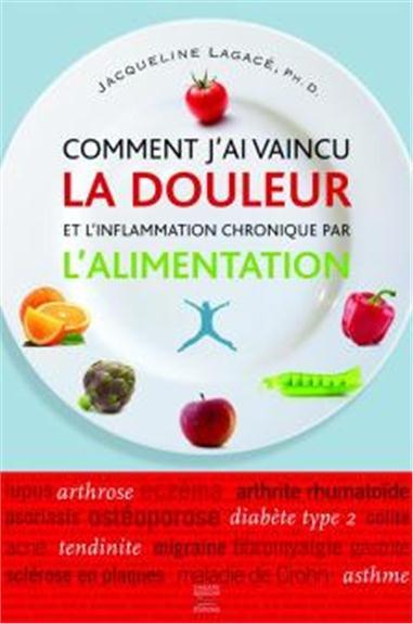 COMMENT J'AI VAINCU LA DOULEUR ET L'INFLAMMATION CHRONIQUE PAR L'ALIMENTATION
