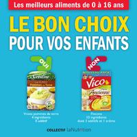 LE BON CHOIX POUR VOS ENFANTS
