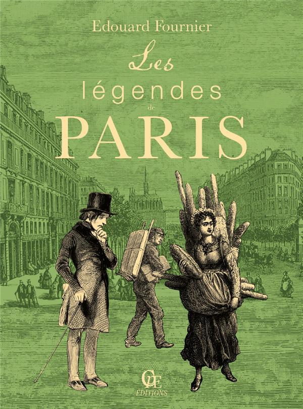 LES LEGENDES DE PARIS