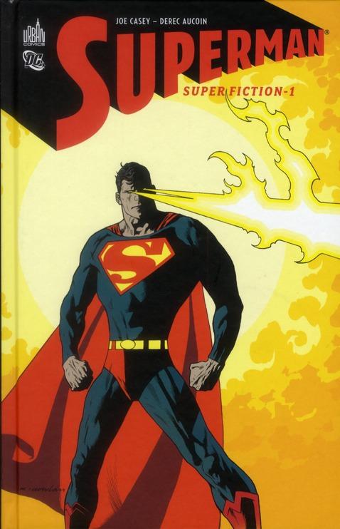SUPERMAN SUPER FICTION T1