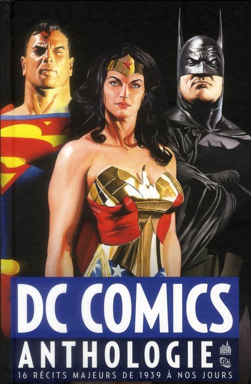 DC COMICS ANTHOLOGIE - DC ANTHOLOGIE